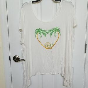 Heart palm tree faris faris wheel top